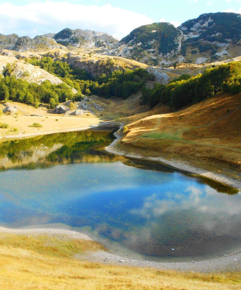 orlovacko jezero