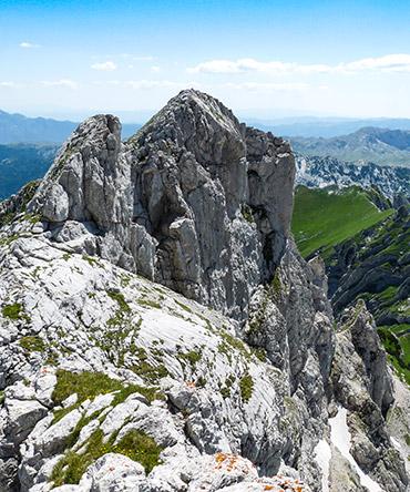 Bobotov kuk National park Durmitor