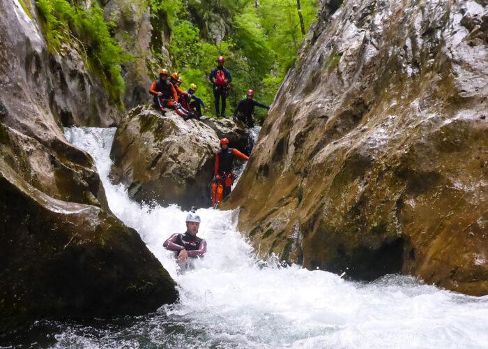 kanjoning hrcavka