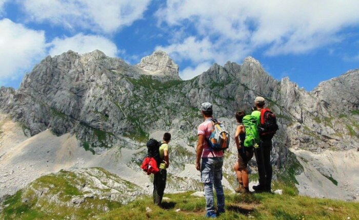 Bobotov Kuk NP Durmitor hiking