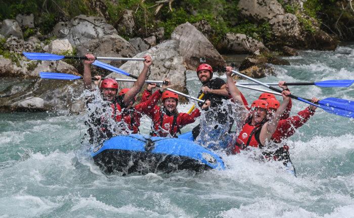 Impressions on Tara River Rafting
