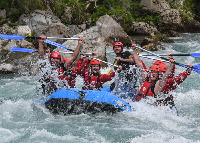 Impressions on Tara River Rafting