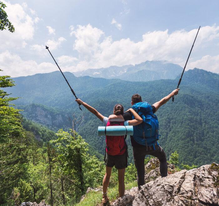 Prime forest Perucica Sutjeska national park