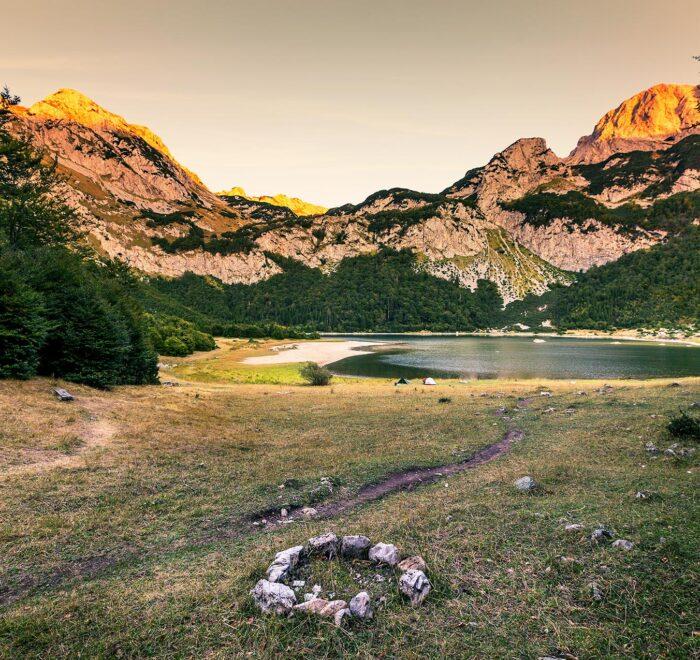 Trnovacko lake